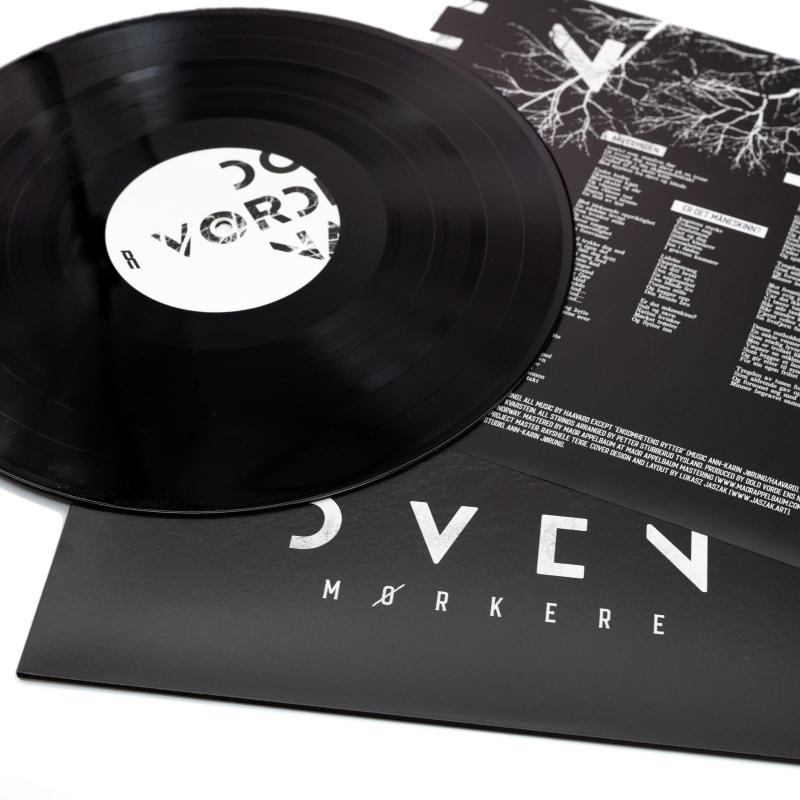 Dold Vorde Ens Navn - Mørkere Vinyl LP     Black
