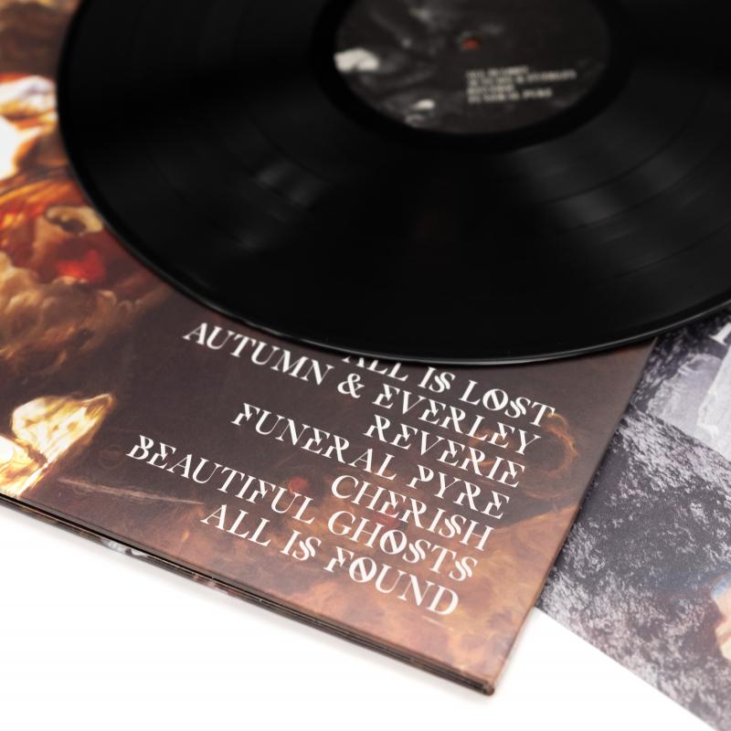 Unreqvited - Beautiful Ghosts Vinyl Gatefold LP     Black