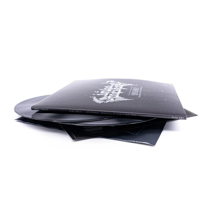 Imha Tarikat - Kara Ihlas / Kenoboros Vinyl 2-LP Gatefold  |  Black