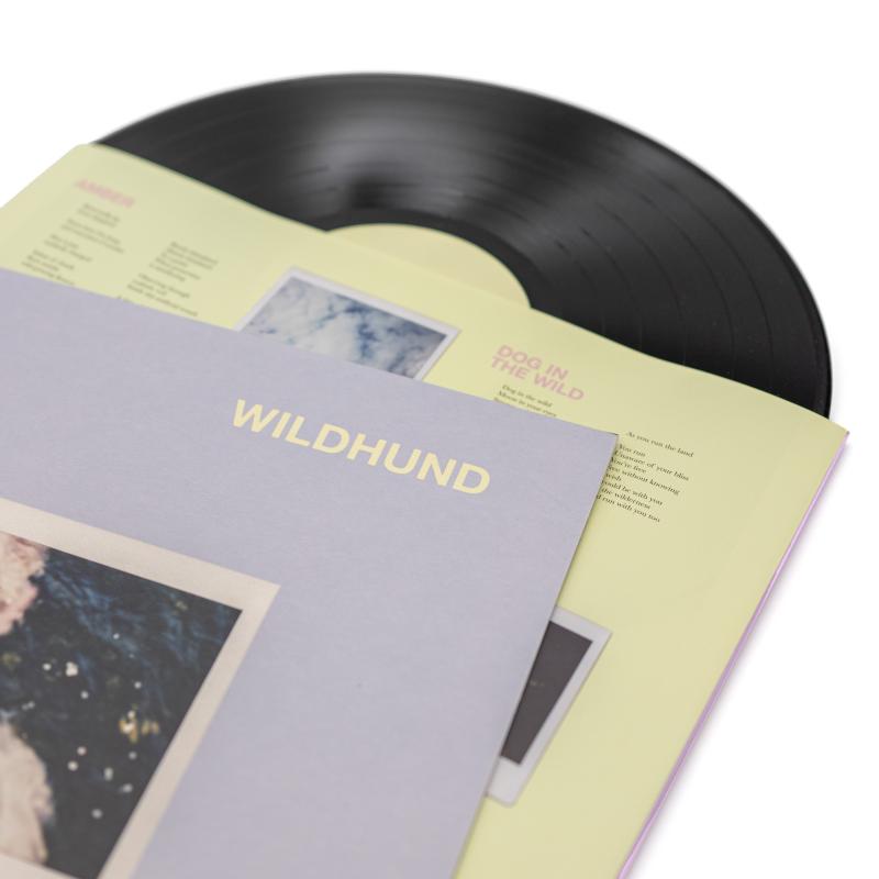 Lantlôs - Wildhund Vinyl Gatefold LP  |  Black