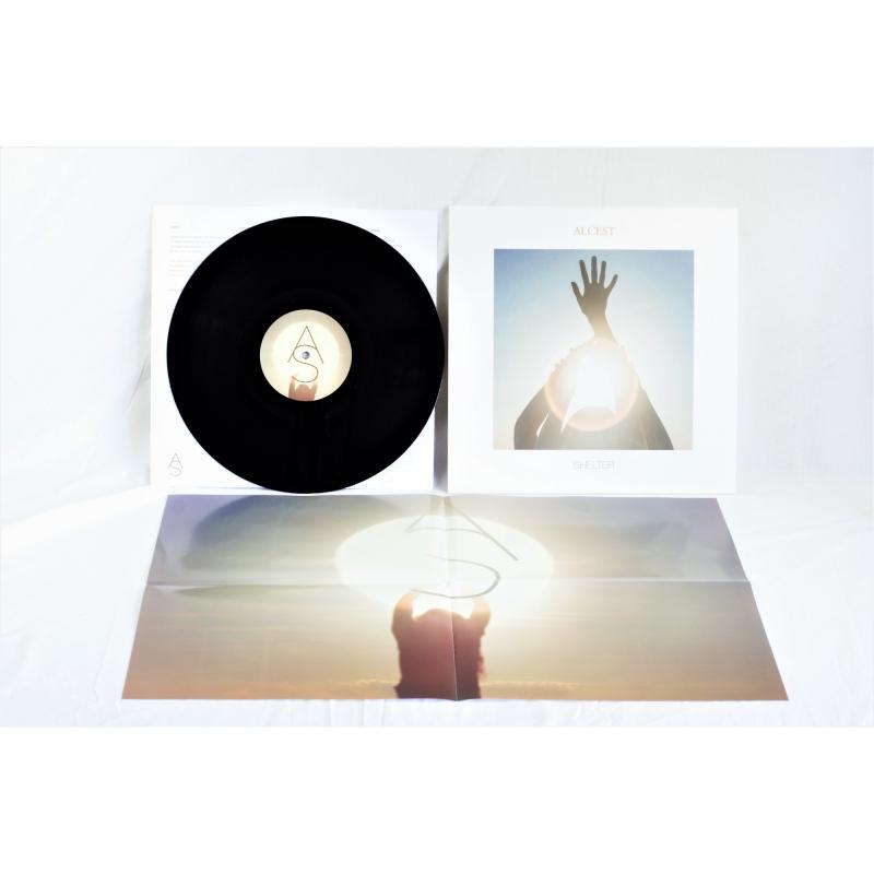 Alcest - Shelter Vinyl LP     Black
