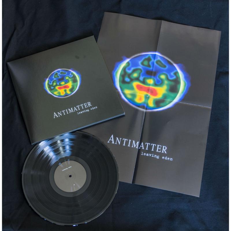 Antimatter - Leaving Eden