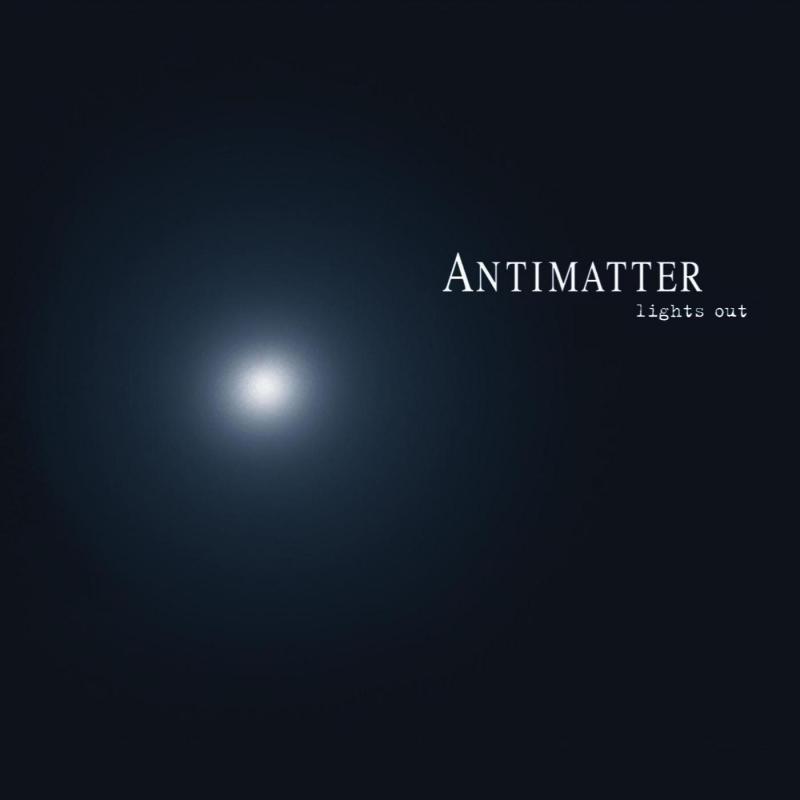 Antimatter - Lights Out Vinyl Gatefold LP  |  Black