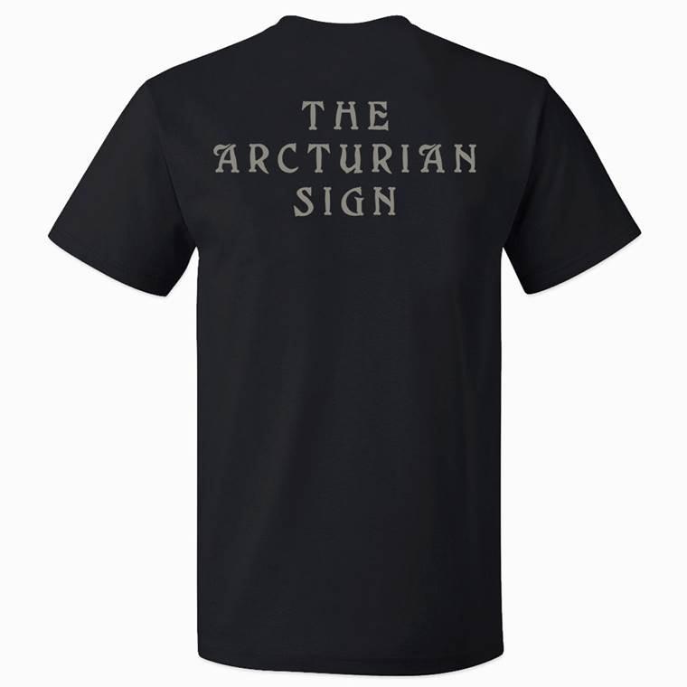 Arcturus - Sign T-Shirt     M     black