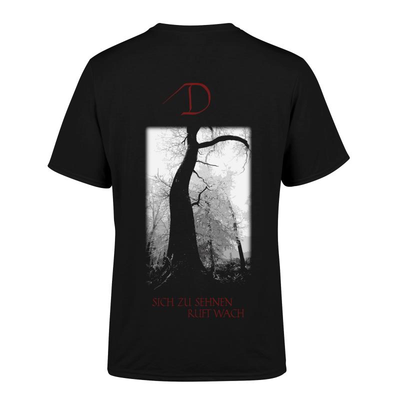 Dornenreich - Du wilde Liebe sei T-Shirt  |  XXL  |  black