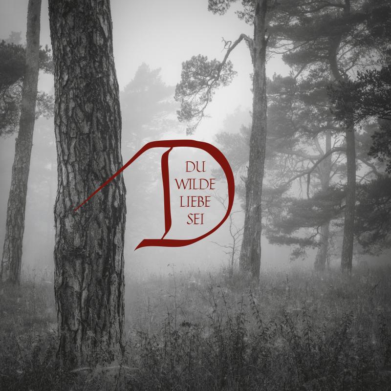 Dornenreich - Du wilde Liebe sei Vinyl Gatefold LP     dark red