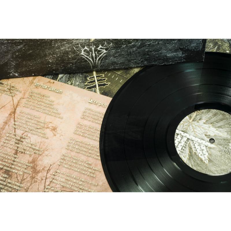 Eïs - Bannstein Vinyl Gatefold LP     black
