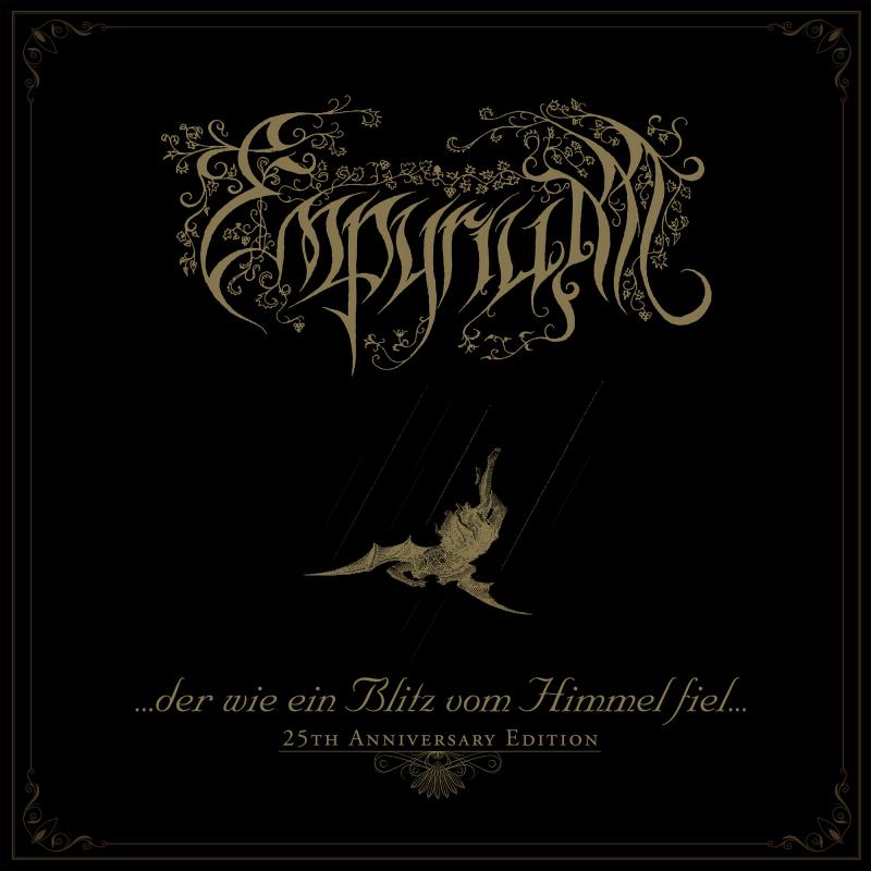 Empyrium - Der Wie Ein Blitz Vom Himmel Fiel Vinyl LP  |  Black