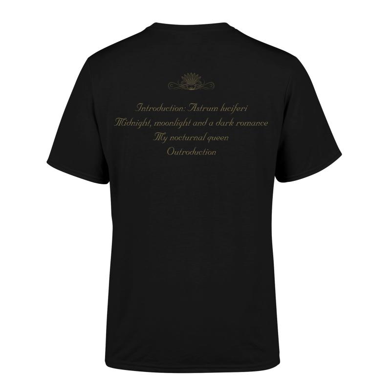 Empyrium - Der Wie Ein Blitz Vom Himmel Fiel T-Shirt  |  XXL  |  black