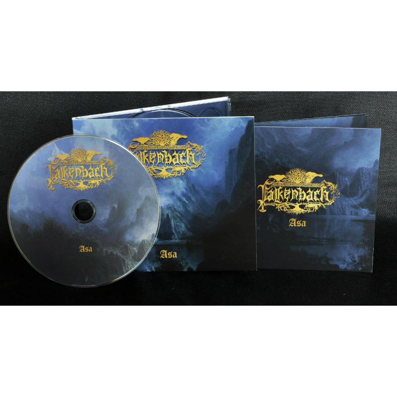 Falkenbach - Asa CD Digipak
