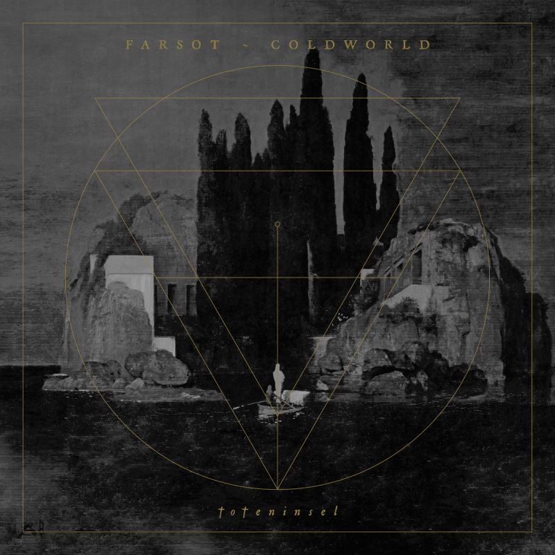 "Farsot - Toteninsel (Farsot / Coldworld) Vinyl 12"" EP     black"