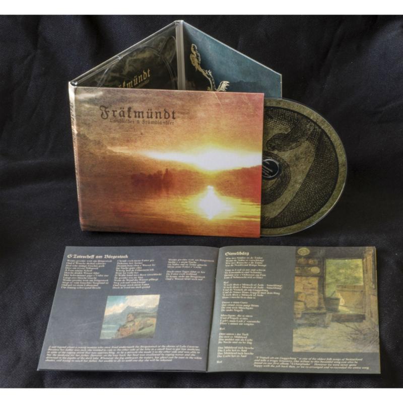 Fräkmündt - Landlieder & Frömdländler CD Digipak