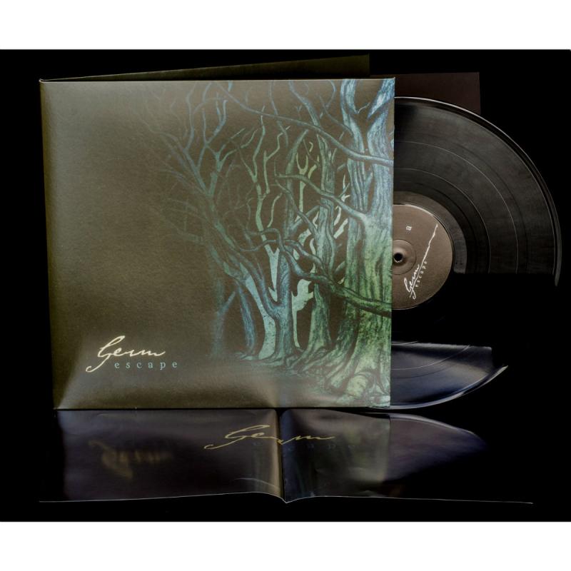 Germ - Escape Vinyl Gatefold LP     black