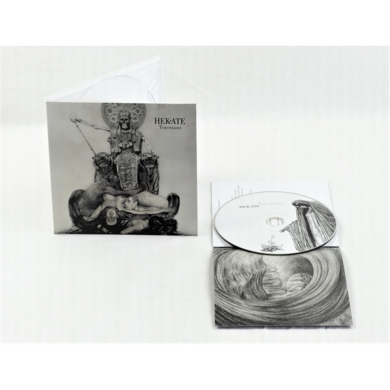 Hekate - Totentanz CD Digipak