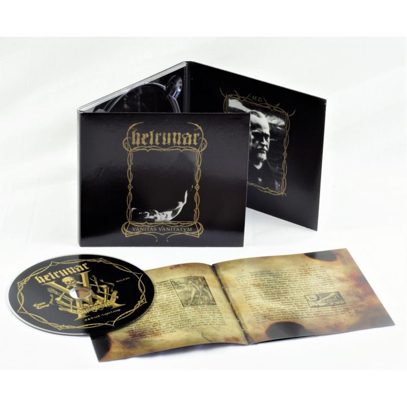 Helrunar - Vanitas Vanitatvm CD Digipak