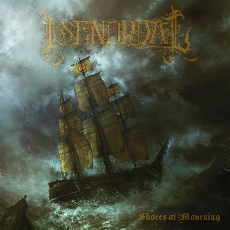 Isenordal - Shores Of Mourning Vinyl Gatefold LP     Yellow