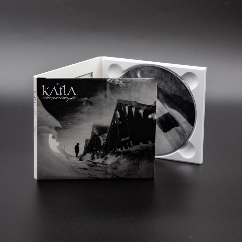 Katla - Allt þetta Helvítis Myrkur CD Digipak