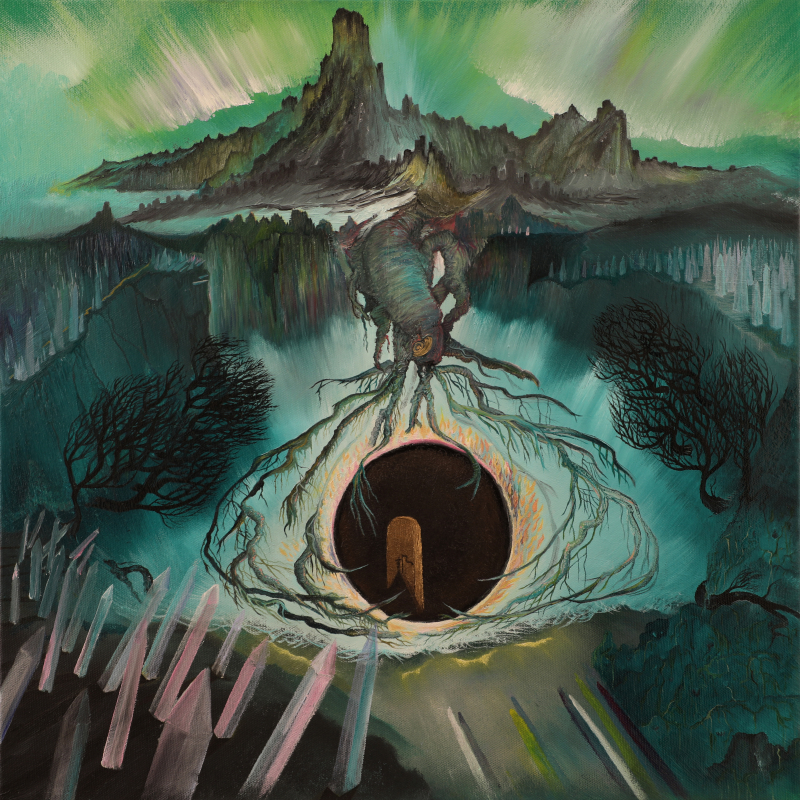 Kayo Dot - Moss Grew on the Swords and Plowshares Alike Vinyl 2-LP Gatefold