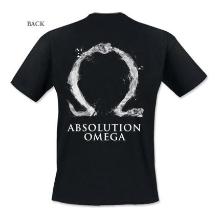 Lantlôs - Absolution Omega T-Shirt  |  XL  |  Black