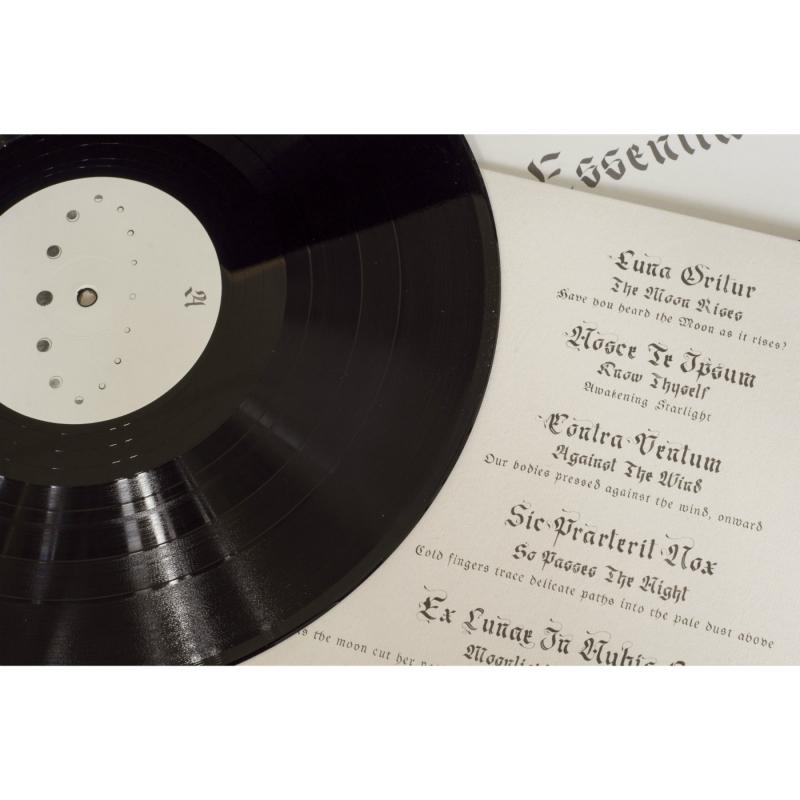 Nhor - Momenta Quintae Essentiae Vinyl Gatefold LP  |  black