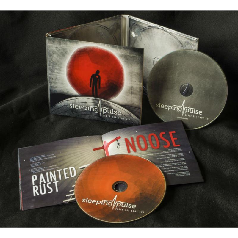 Sleeping Pulse - Under The Same Sky CD-2 Digipak