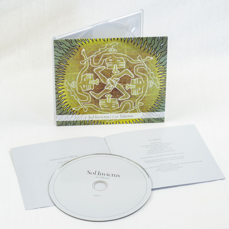 Sol Invictus - Lex Talionis CD Digipak