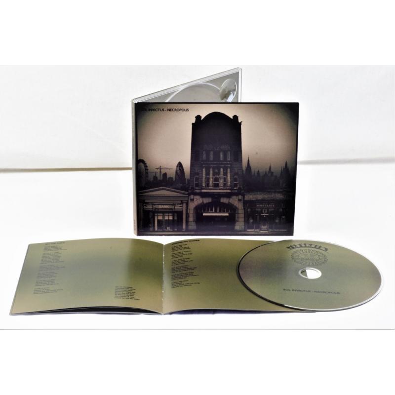 Sol Invictus - Necropolis CD Digipak