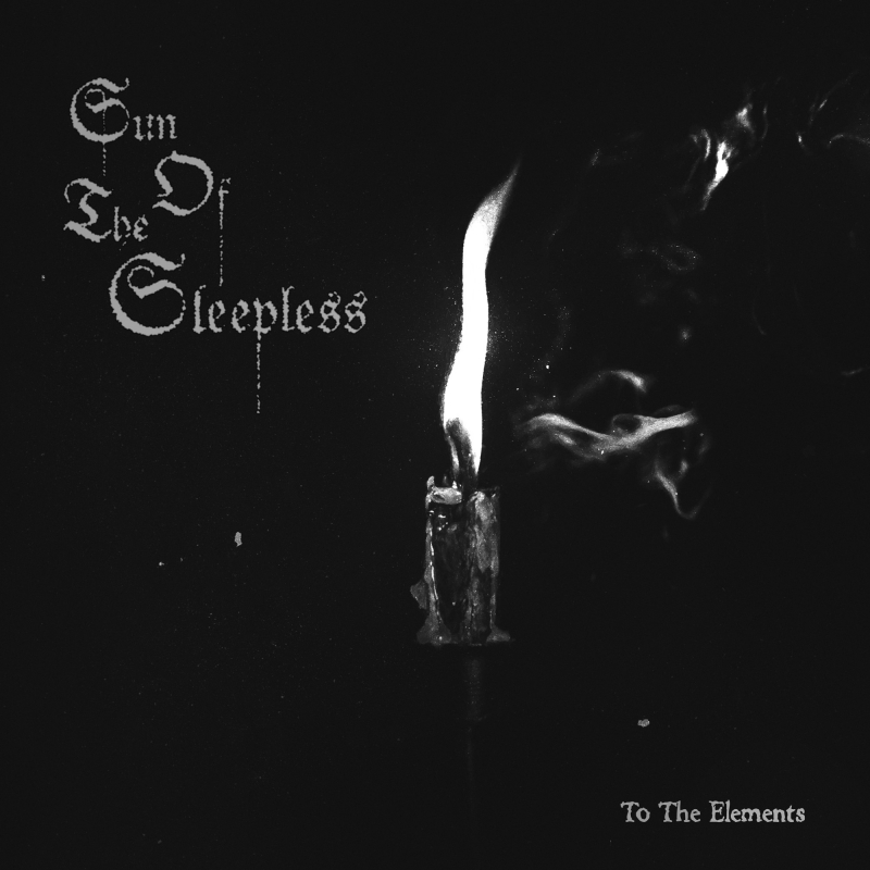 Sun Of The Sleepless - To The Elements Vinyl Gatefold LP     clear