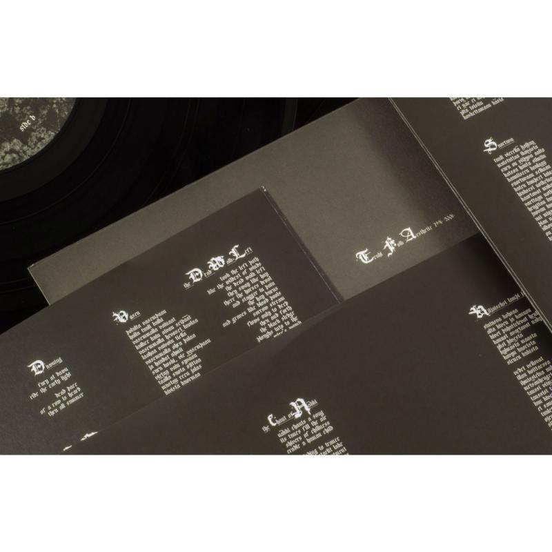 Tenhi - Folk Aesthetic 1996-2006 Vinyl 3-LP     black