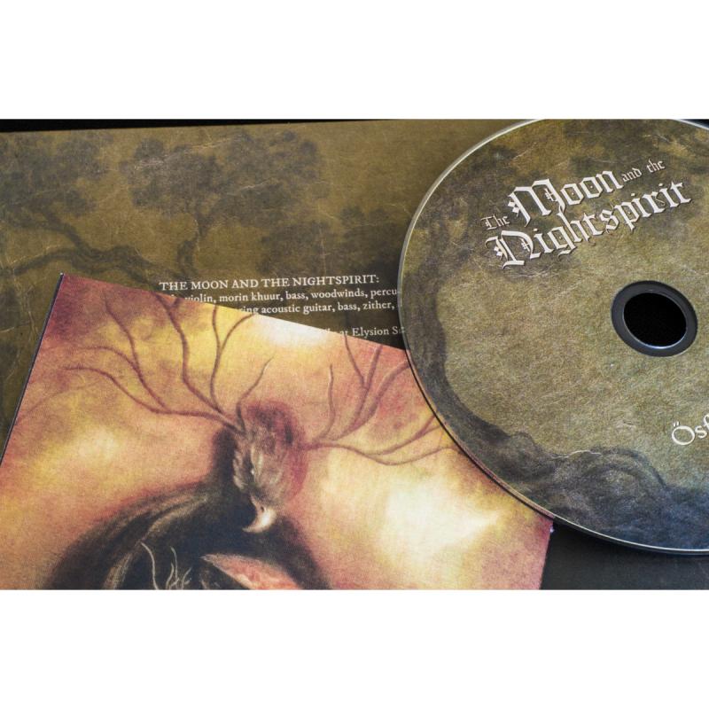 The Moon And The Nightspirit - Osforrás CD Digipak
