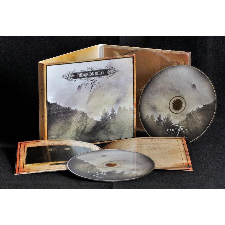 The Vision Bleak - Carpathia CD