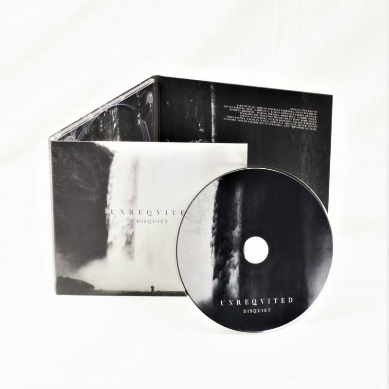 Unreqvited - Disquiet CD Digipak