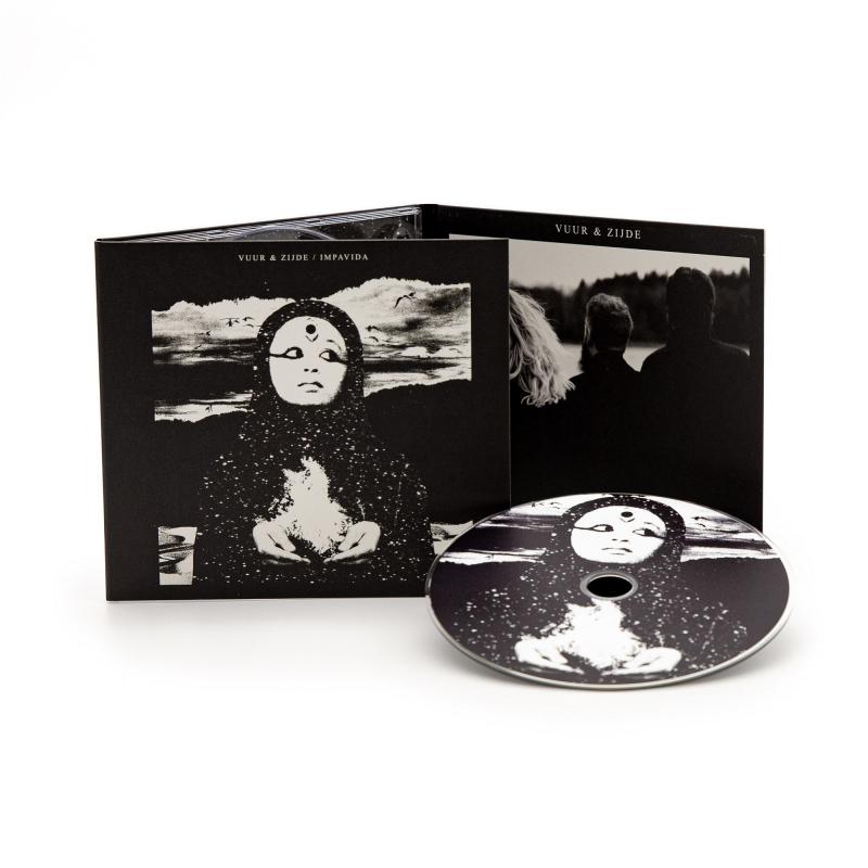 Vuur & Zijde - Split with Impavida CD Digipak