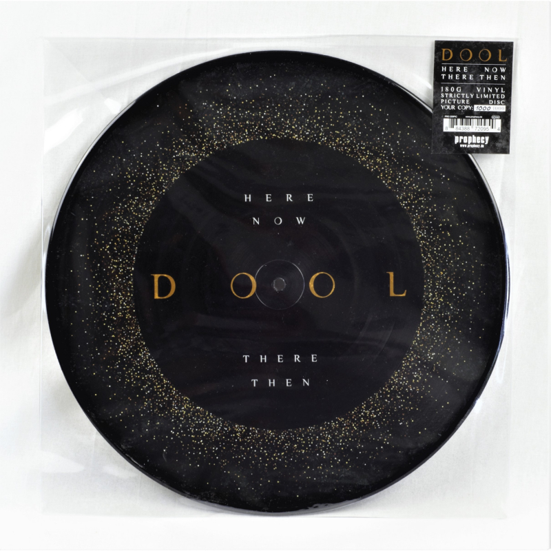 Dool - Here Now, There Then Vinyl Picture LP     Picture