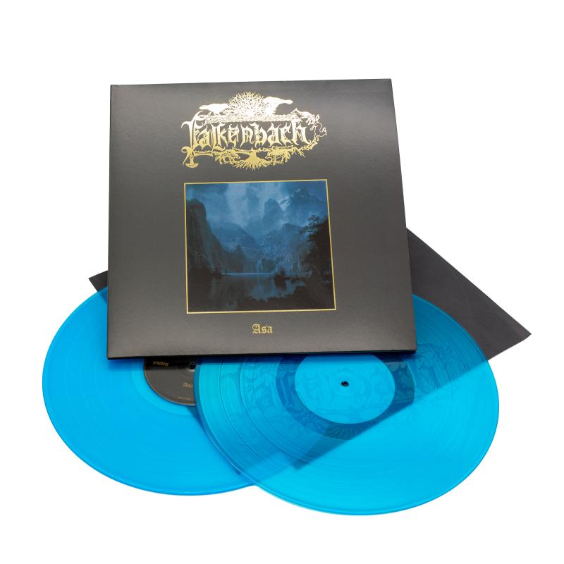 Falkenbach - Asa Vinyl 2-LP Gatefold  |  Turquoise
