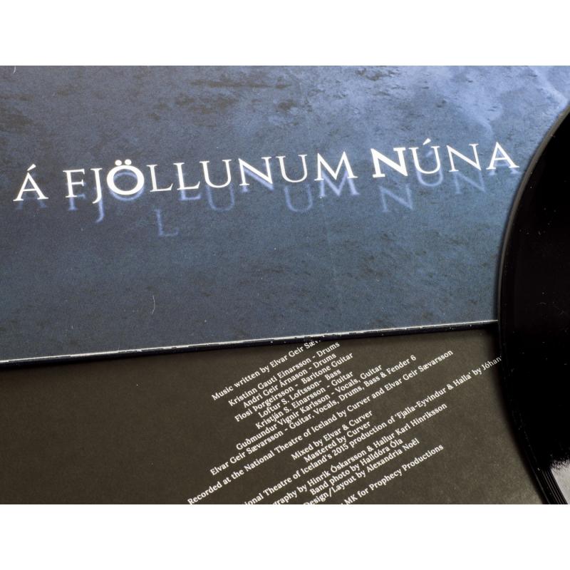 GlerAkur - The Mountains Are Beautiful Now Vinyl LP     black