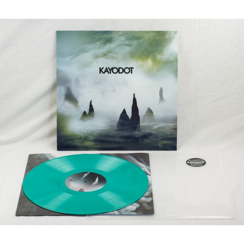 Kayo Dot - Blasphemy Vinyl LP  |  Mint Green