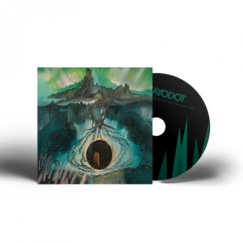 Kayo Dot - Moss Grew on the Swords and Plowshares Alike CD Digipak