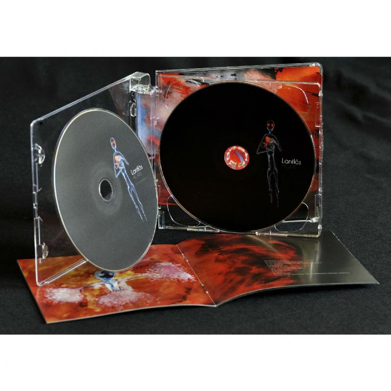 Lantlôs - Agape CD-2 Super Jewelbox