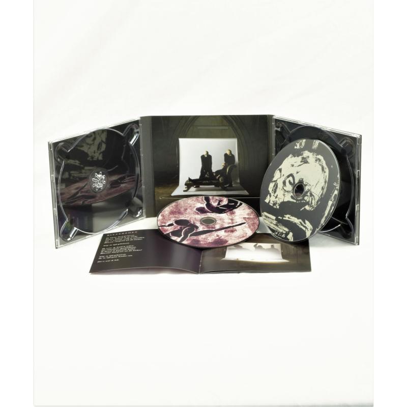 Laster - Ons vrije fatum & Vederlicht Verraad CD-2 Digipak