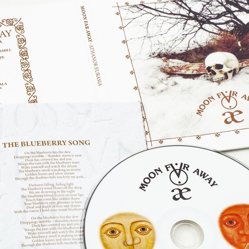 Moon Far Away - Athanor Eurasia CD