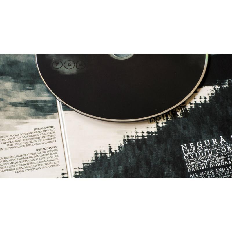 Negura Bunget - Tau Artbook 2CD+DVD