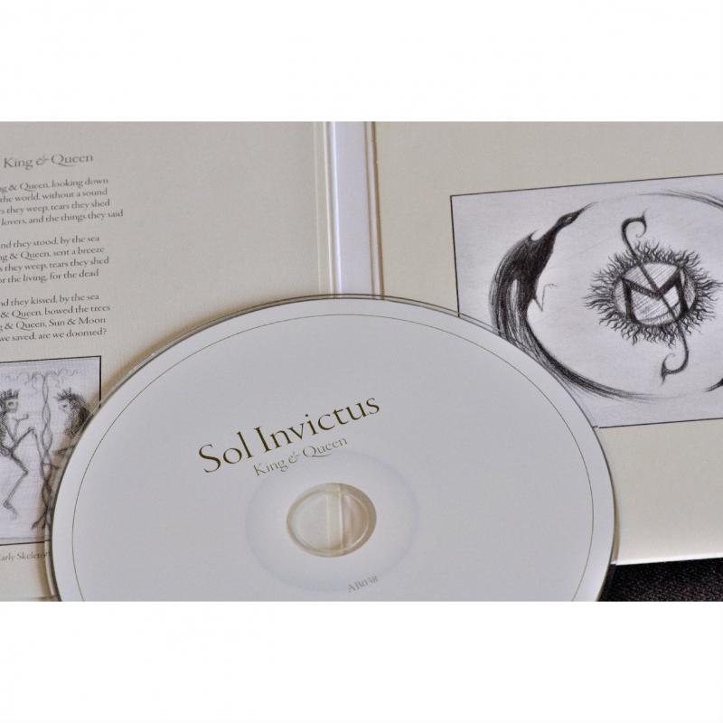 Sol Invictus - King & Queen CD Digipak
