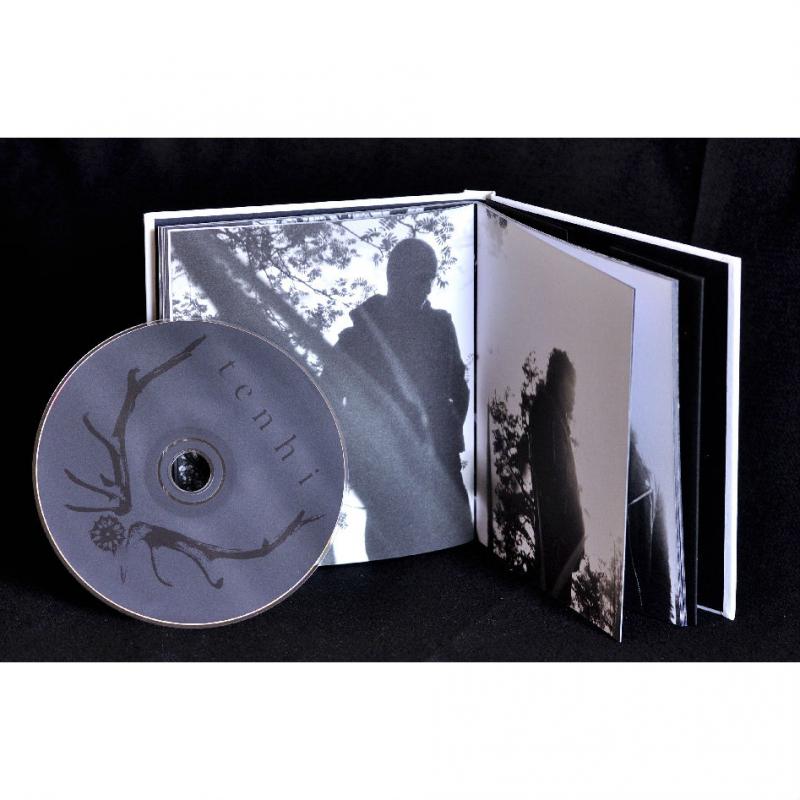 Tenhi - Airut:Aamujen CD Digibook