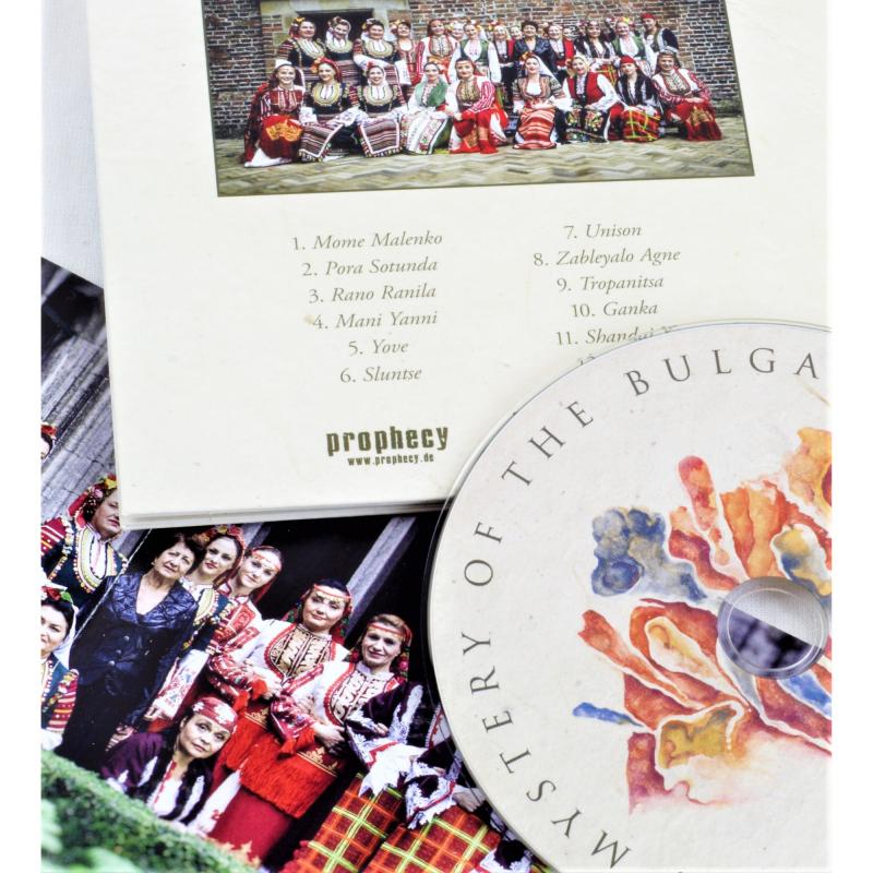 The Mystery Of The Bulgarian Voices feat. Lisa Gerrard - BooCheeMish CD Digisleeve  |  PRO 228