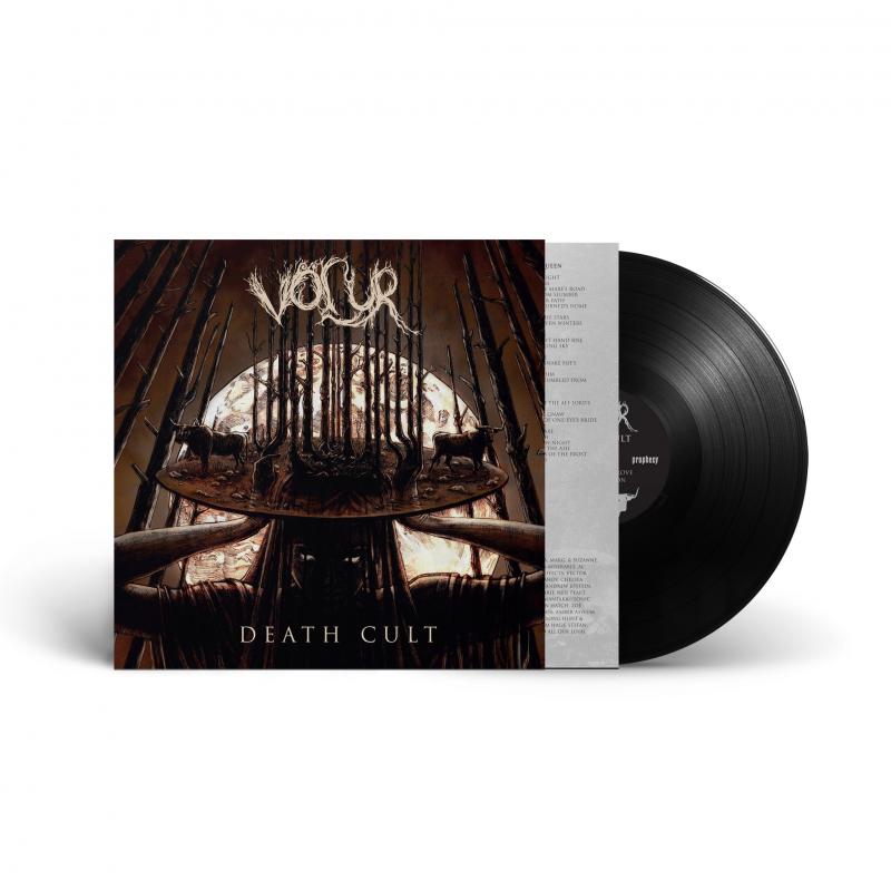 Völur - Death Cult Vinyl LP     Black