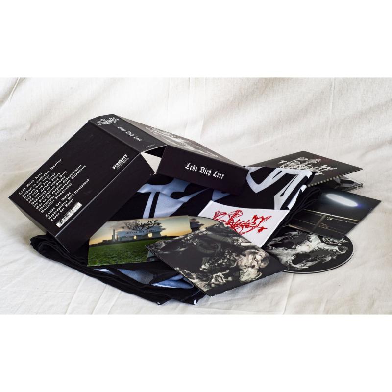 Bethlehem - Lebe Dich Leer CD-2 Box