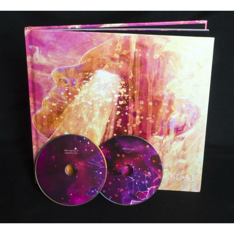 Lantlôs - Melting Sun Super Jewelbox CD
