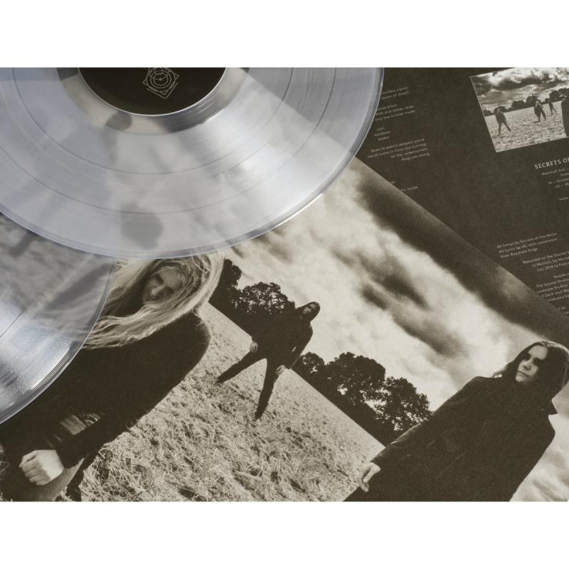 Secrets Of The Moon - SUN Vinyl 2-LP Gatefold     clear