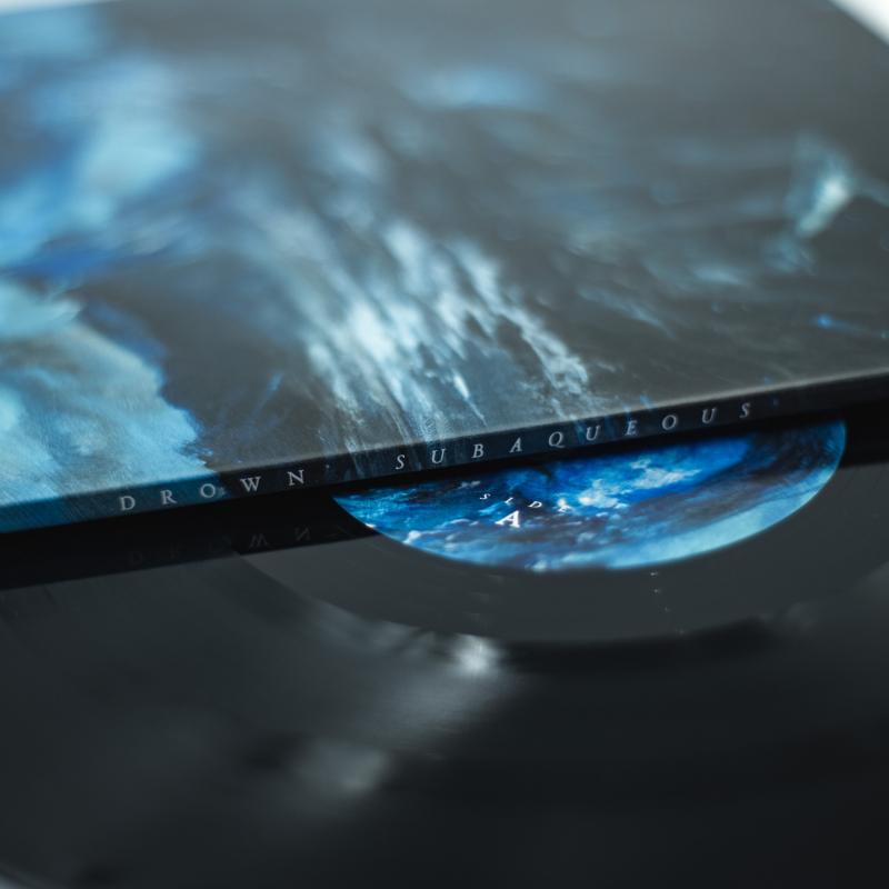 Drown - Subaqueous Vinyl Gatefold LP     Black